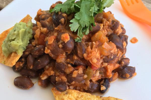 #LunesSinCarne: Chili sin carne