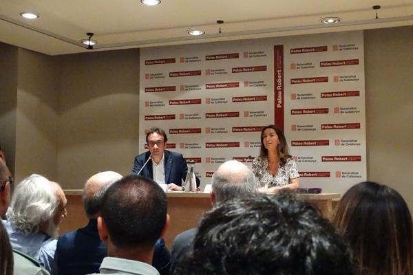 La Generalitat de Catalunya presenta la campaña 'Posa'm el Xip'