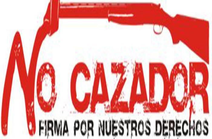 Firma por los derechos de las personas no cazadoras
