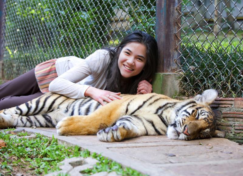 ¿Selfies con animales salvajes? ¡No gracias!