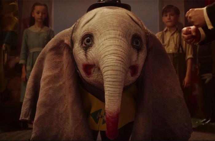 Llega a los cines DUMBO: blockbuster SIN animales reales