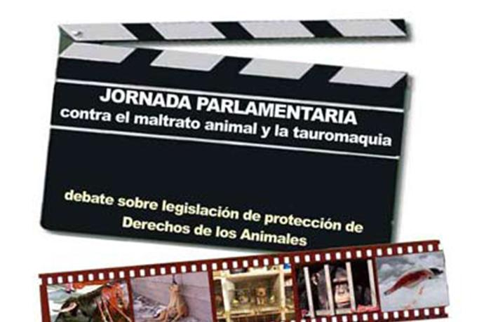 Jornada Parlamentaria contra el Maltrato Animal
