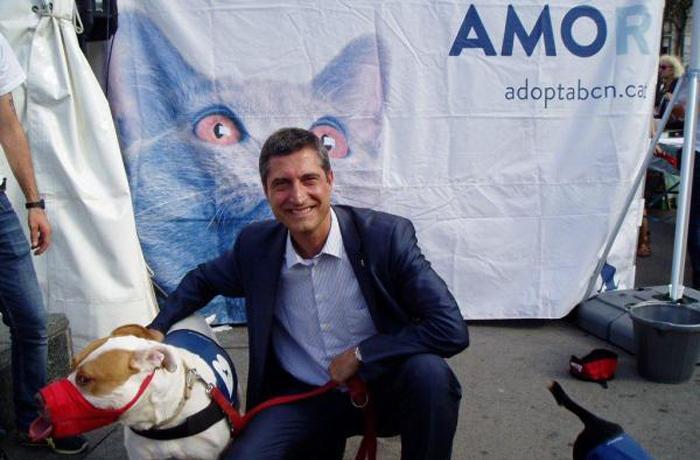 Entrevista al Regidor de Presidencia del Ayuntamiento de Barcelona