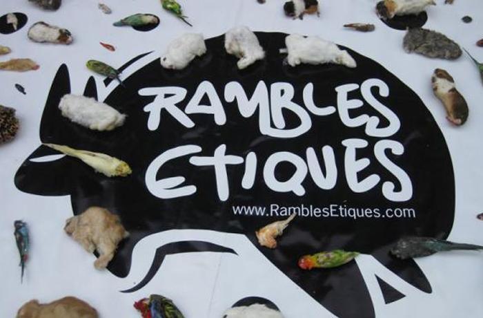 Cierra el último quiosco de Las Ramblas que vendía animales