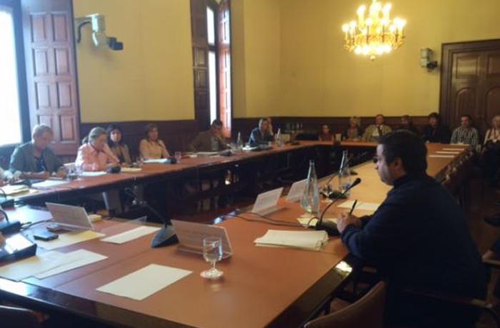 FAADA, en las primeras comparecencias en el Parlament para prohibir los circos con animales en Catalunya