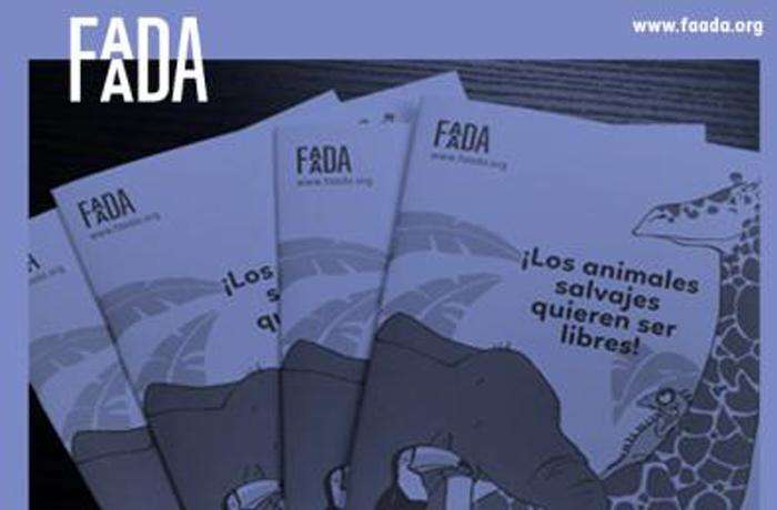 Los nuevos libritos de actividades infantiles de FAADA: divertirse y educar en el respeto