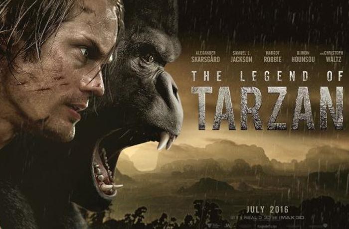 La Leyenda de Tarzán: otra gran producción americana sin animales reales