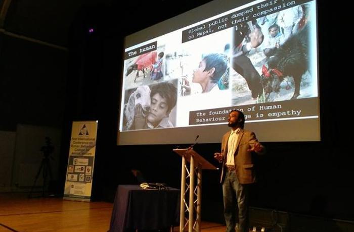 Asistimos a la 1ª Conferencia sobre el Cambio en el Comportamiento Humano para la mejora del Bienestar Animal