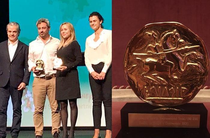 #ElCastingMasBestia gana el Oro a la Eficacia 2016