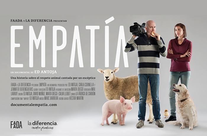 Dónde ver el documental EMPATÍA, estreno en cines el 7 de abril