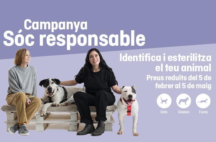 ¡Empieza la campaña #SócResponsable 2018!