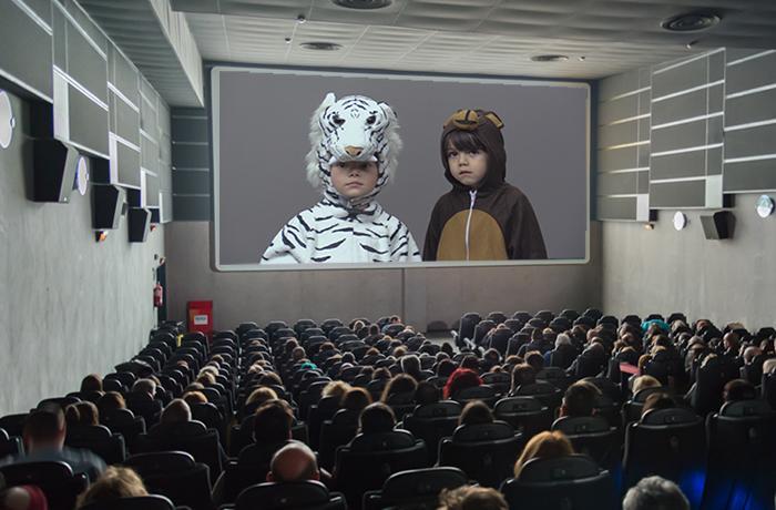 Cinesa y FAADA colaboran por los derechos de los animales