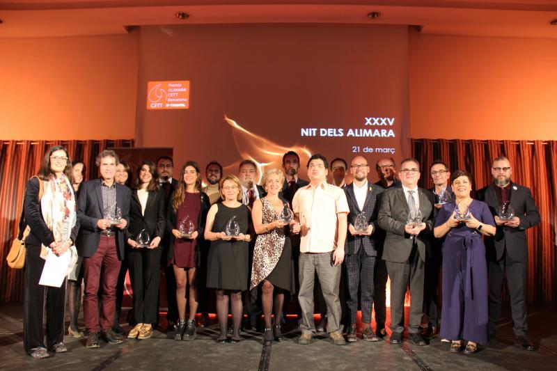 Los Premios Alimara galardonan nuestra campaña de turismo responsable