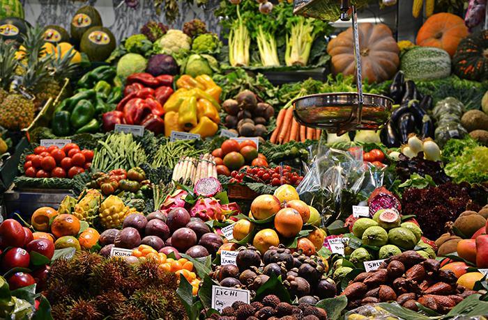 Con la COVID-19 aumentará la demanda de alimentos de origen vegetal