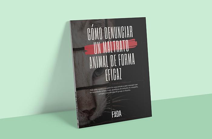 ¡NOVEDAD! eBook - Cómo denunciar el maltrato animal