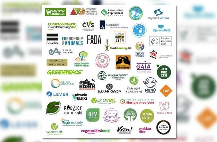 50 ONGs pedimos a la Comisión Europea que detenga la promoción de la carne y los lácteos