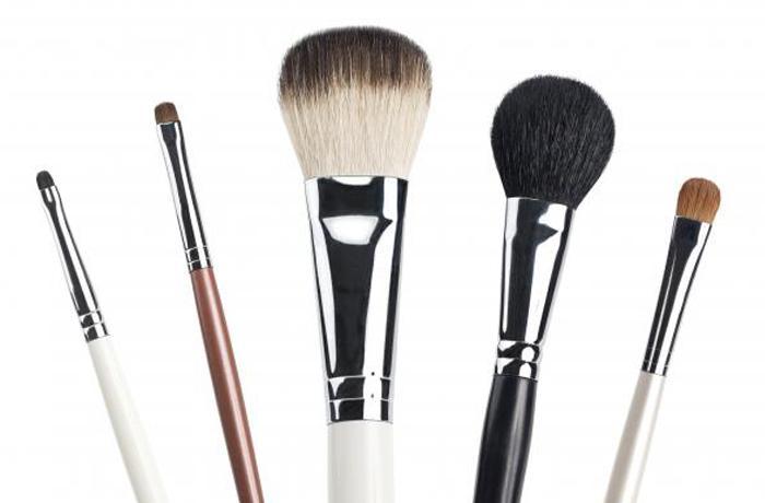 Resultado de imagen para tipo de pelo de brochas de maquillaje