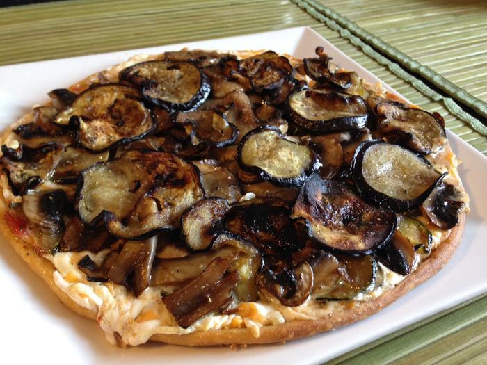 #LunesSinCarne: Pizza vegana de verduras
